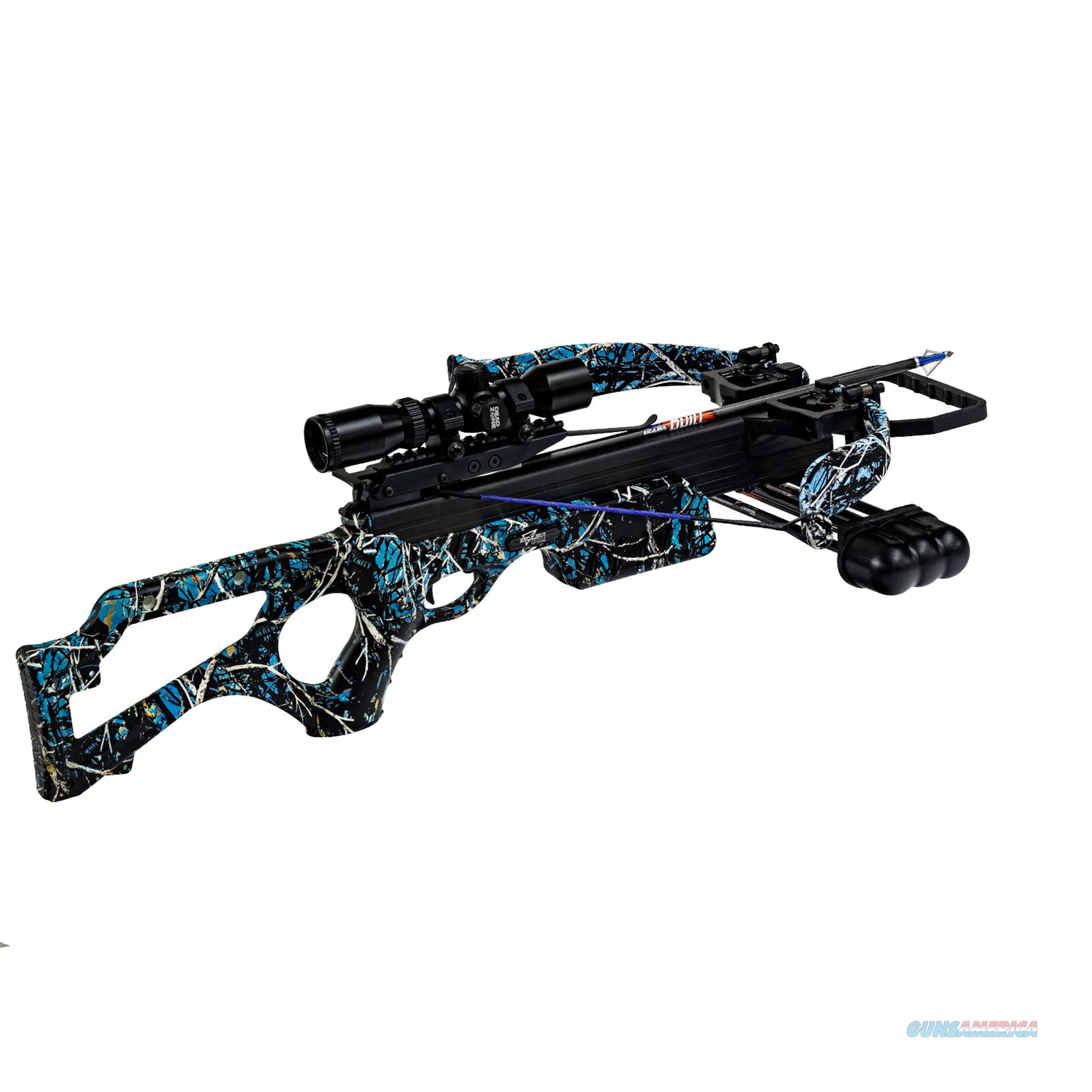 Excalibur Micro Serenity 308Short Crossbow Package, Muddy Girl E74077  Non-Guns > Archery > Bows > Crossbows