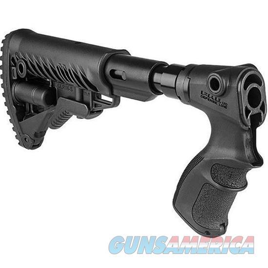 Mako Group Stock Rem 870 M4 W/Shock Absorber AGR870-FKSB  Non-Guns > Gunstocks, Grips & Wood