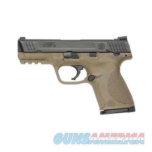 "Smith & Wesson S&W M&P 45Acp 4"" Brn 8Rd Ms 109158  Guns > Pistols > S Misc Pistols"