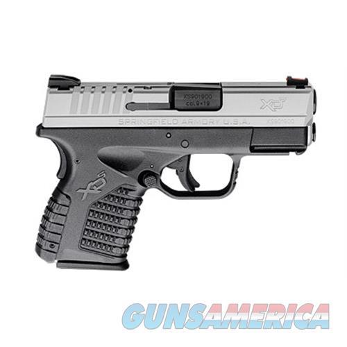 "Sprgfld Xds 9Mm 3.3"" Bitone 8Rd XDS9339SE  Guns > Pistols > S Misc Pistols"