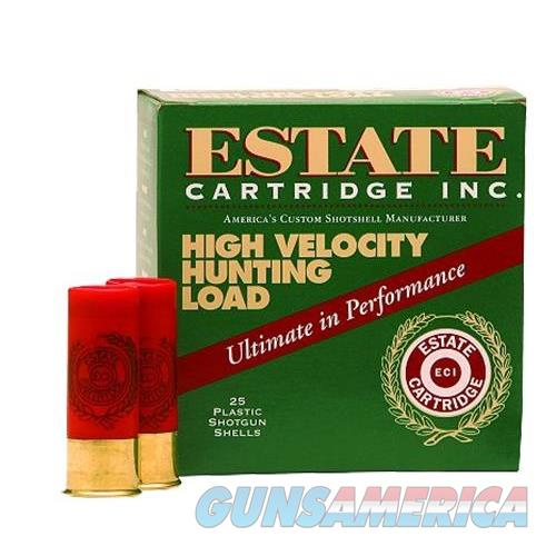 "Estate Hv2875 High Velocity Hunting Loads 28 Ga 2.75"" 3/4 Oz 7.5 Shot 25 Bx/ 10 HV2875  Non-Guns > Ammunition"