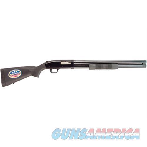 "Mossberg 50579 500 Tactical Pump 12 Gauge 20"" 3"" 7+1 Synthetic Black W/Pistol Grip Blued 50579  Guns > Shotguns > MN Misc Shotguns"
