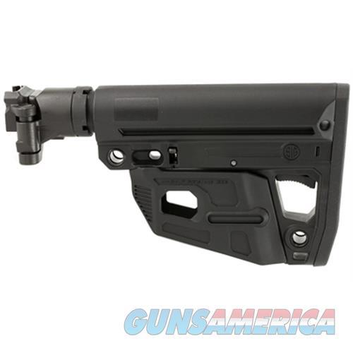 Sig Sauer Mcx/Mpx Folding Stock STOCK-X-FOLD-M4-BLK  Non-Guns > Gun Parts > Misc > Rifles
