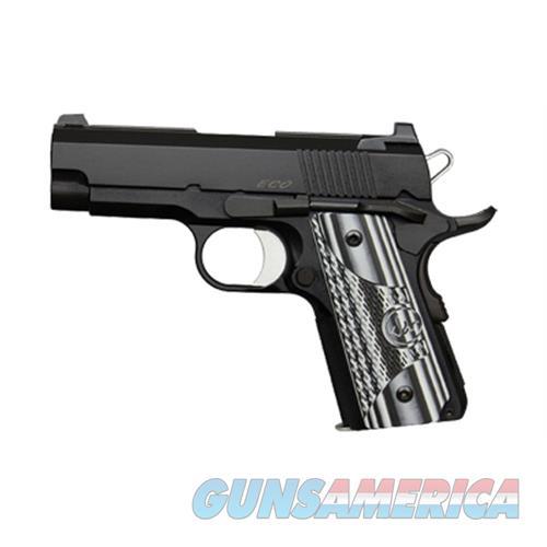 "D Wes Eco 45Acp 3.5"" Blk Ns 7Rd 01969  Guns > Pistols > C Misc Pistols"