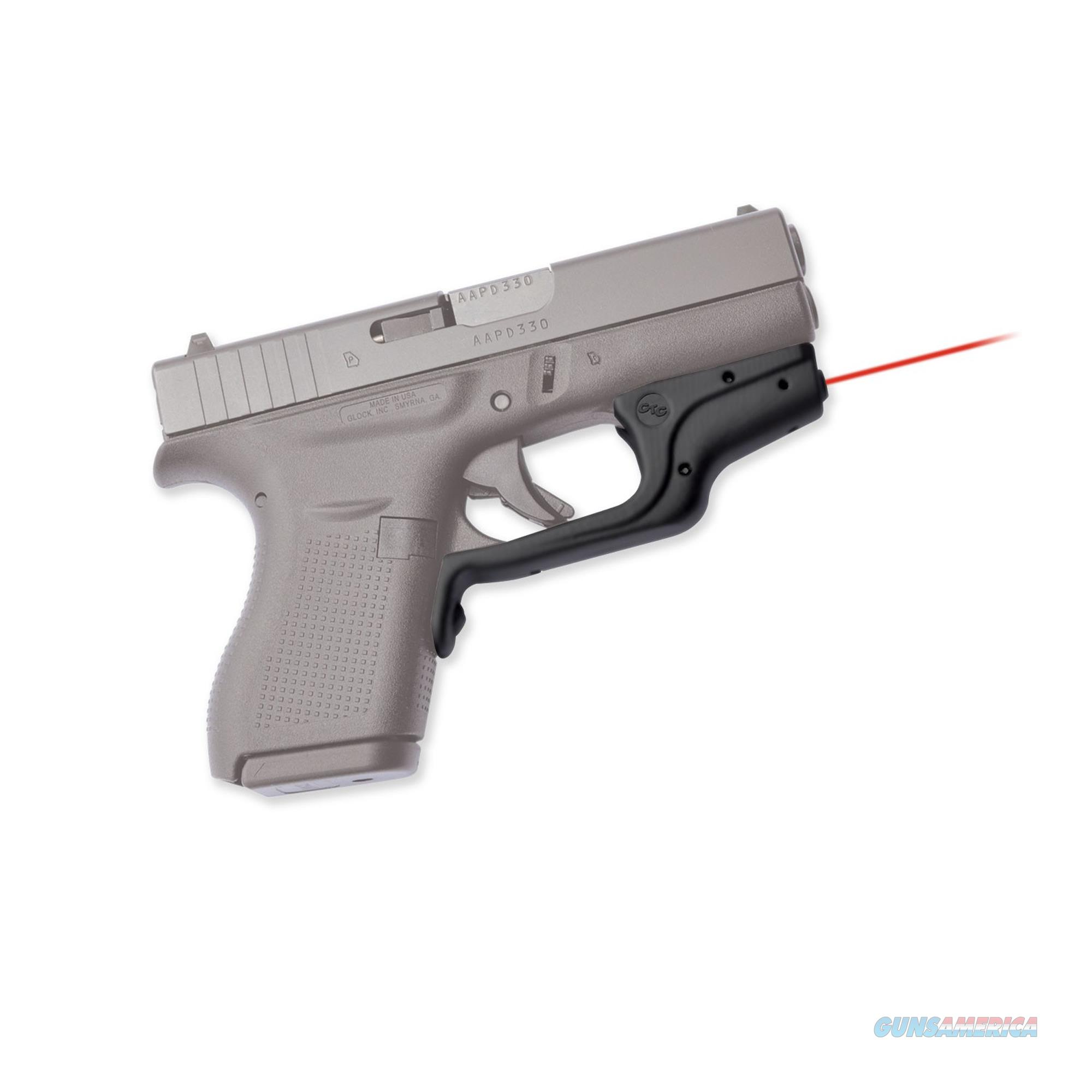 Crimson Trace Glock LG-443-S  Non-Guns > Gun Parts > Misc > Rifles
