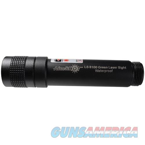 Aimshot Ls8100 Vertan Series 532Nm Intensity 2.250 @ 100 Yards 12Ft Vertical LS8100  Non-Guns > Iron/Metal/Peep Sights