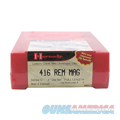 Hornady Custom Grade Series Iv New Dimension 2-Die Set 546426  Non-Guns > Reloading > Components > Brass