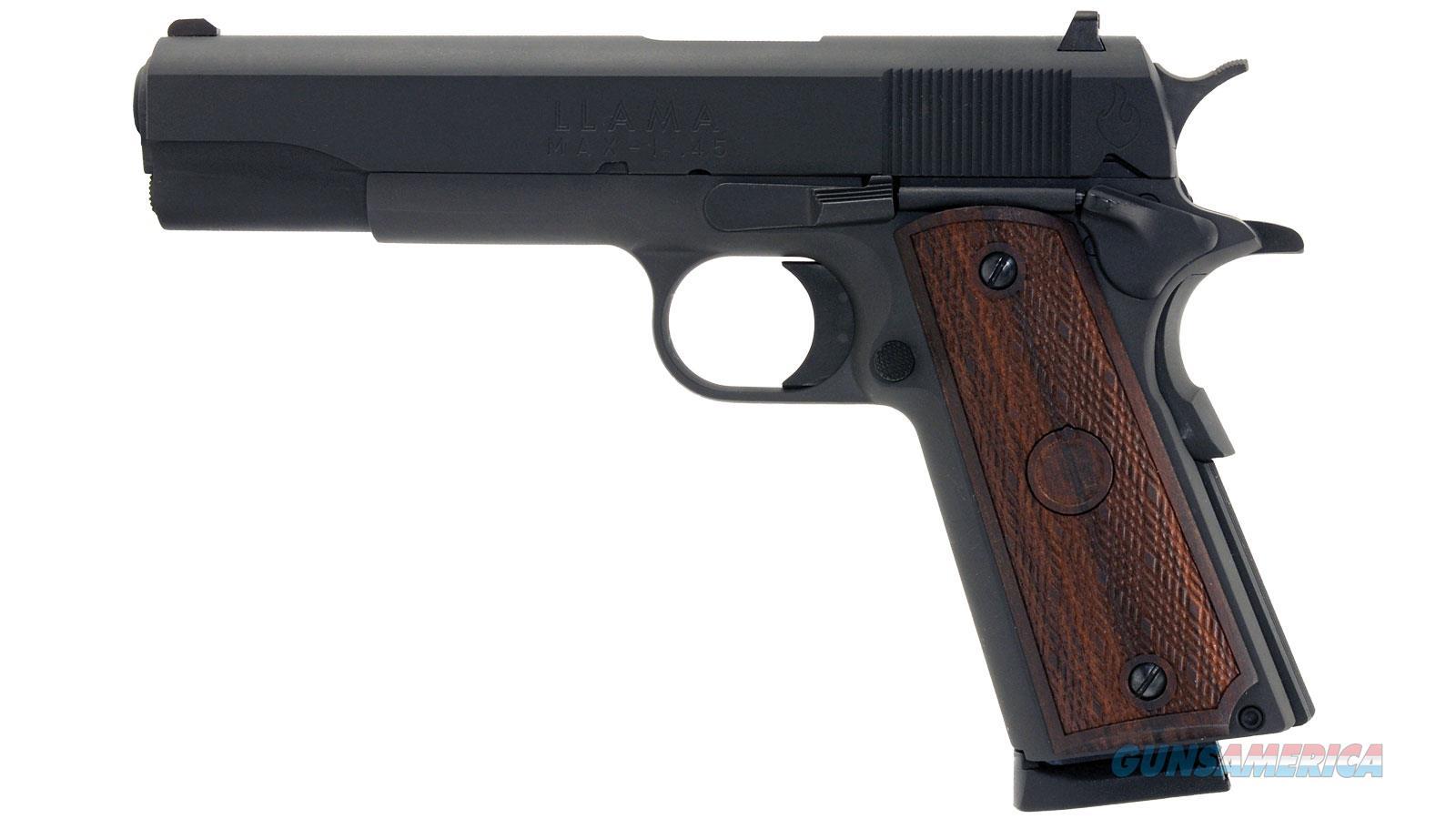 Llama Max-1 45Acp LM145B  Guns > Pistols > MN Misc Pistols