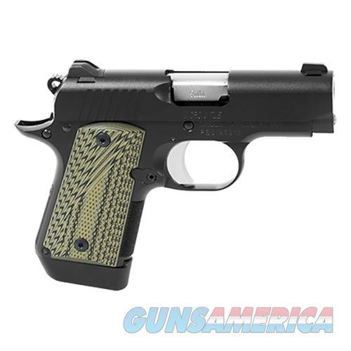 Kimber Micro 9 Tle KIM3300191  Guns > Pistols > K Misc Pistols