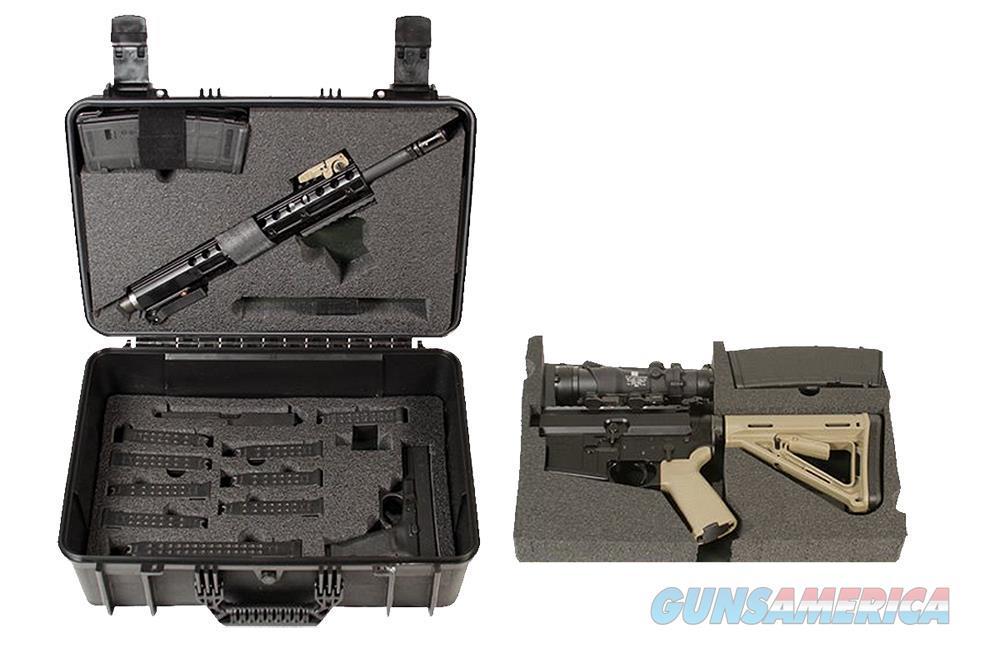 Drd Tactical Drdhc Cdr-15 Assault Rifle Case Hard Plastic Black DRDHC  Non-Guns > Gun Cases