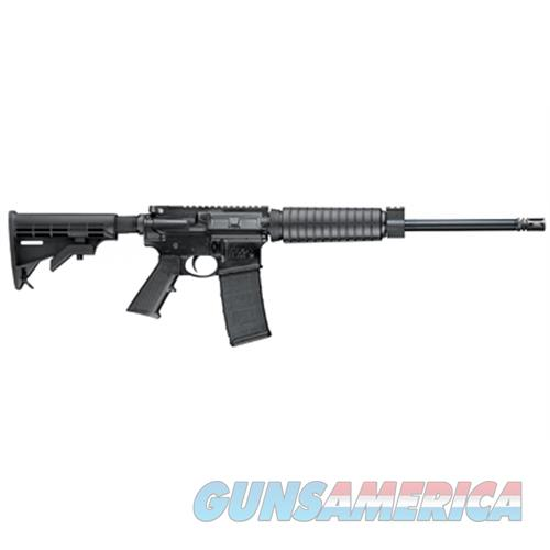 "S&W M&P15 Sptii Or 556N 16"" 30Rd Blk 10159-SW  Guns > Rifles > S Misc Rifles"