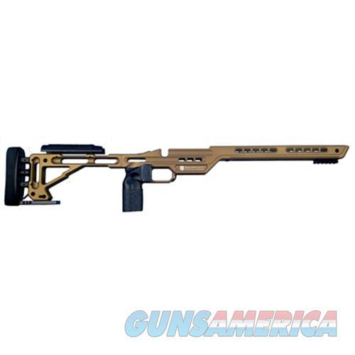 Masterpiece Arms Mpa Ba Hybrid Chassis R700 Short Brz HYB-REMSA-BB  Non-Guns > Gunstocks, Grips & Wood