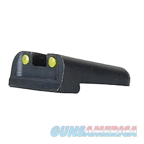 Truglo Tg131xty Brite-Site Tfo Springfield Xd Tritium/Fiber Optic Green Front Yellow Rear Black TG131XTY  Non-Guns > Iron/Metal/Peep Sights