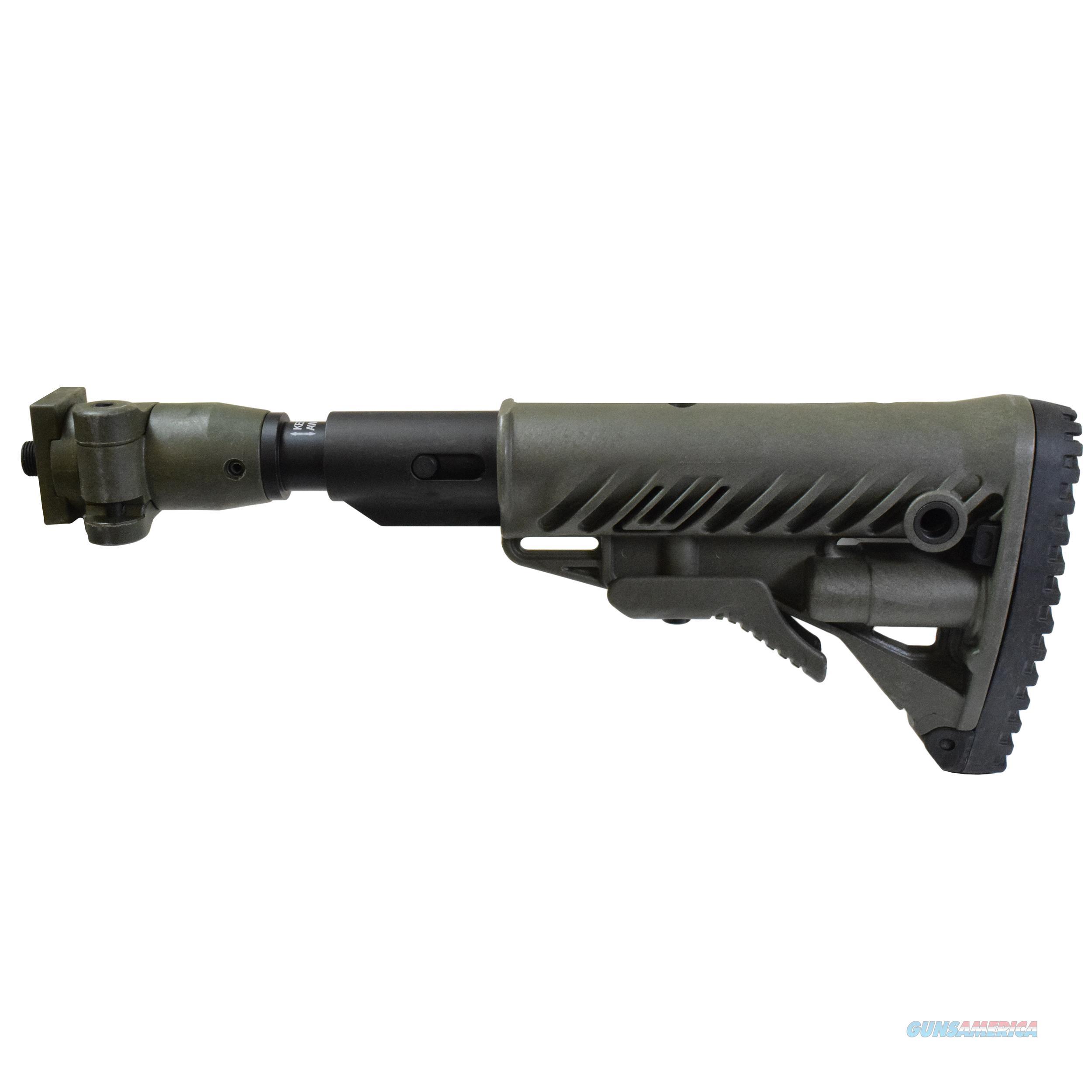 Mako Group Galil Style Recoil Compensating Folding Collapsible Buttstock System M4VZ SB-OD  Non-Guns > Gunstocks, Grips & Wood