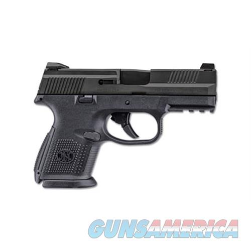 Fn Manufacturing Fn Fns-9C 9Mm 2-12Rd 1-17Rd Blk 66719  Guns > Pistols > F Misc Pistols