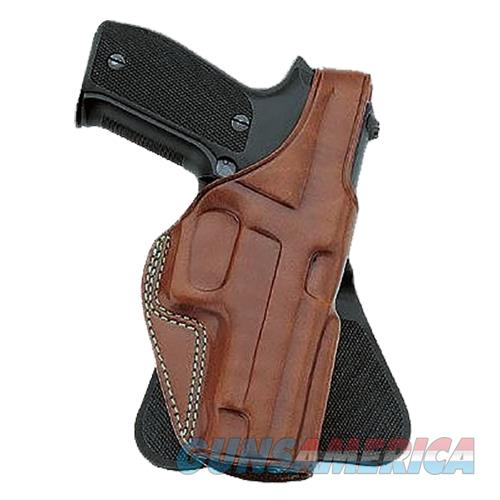 """Galco Ple204 P.L.E Auto 204 Fits Belts Up To 1.75"""" Tan Leather W/Copolymer PLE204  Non-Guns > Holsters and Gunleather > Other"""