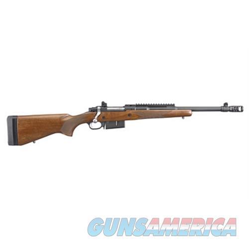 Ruger Scout Rifle 450Bush 16 Mb Walnut 4Rd 6837  Guns > Rifles > R Misc Rifles
