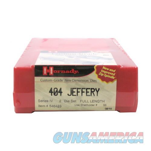 Hornady Custom Grade Series Iv New Dimension 2-Die Set 546423  Non-Guns > Reloading > Components > Brass