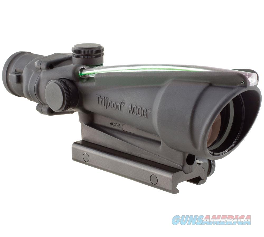 Trius Products 3.5X35 Acog, Dual Green C TA11-C-100416  Non-Guns > Iron/Metal/Peep Sights