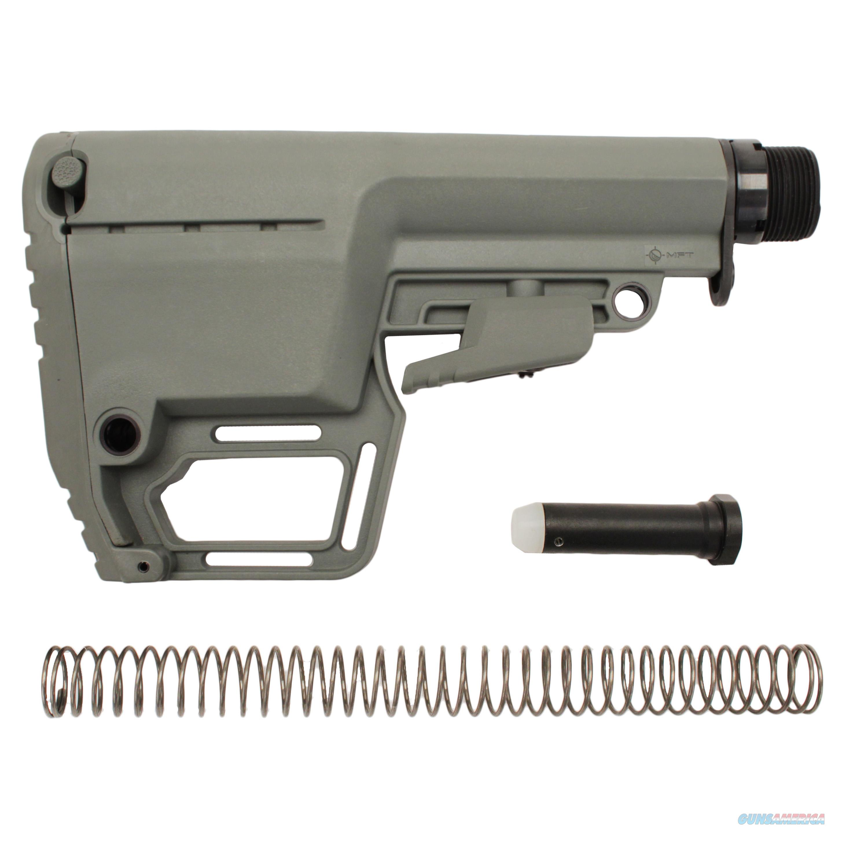 Mission First Tactical Battlelink Utility Stock Commercial W/Tube BUSTFG  Non-Guns > Gunstocks, Grips & Wood