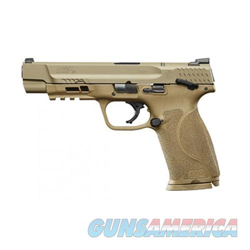 "Smith & Wesson S&W M&P 2.0 40Sw 5"" 15Rd Fde Nms Ts 11595  Guns > Pistols > S Misc Pistols"