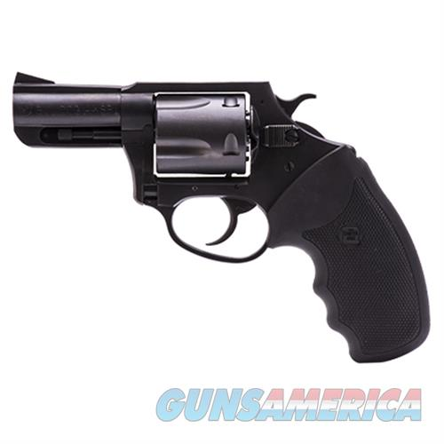 "Charter Arms 64420 Bulldog Boomer  Revolver Single/Double 44 Special 2.5"" 5 Rd Black Rubber Grip Black Nitride 64420  Guns > Pistols > C Misc Pistols"