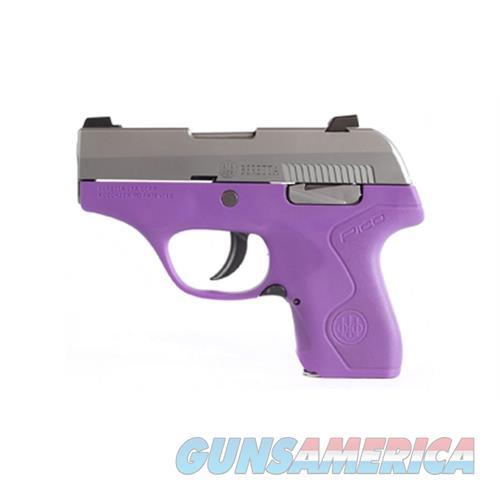 "Beretta Pico 380Acp 2.7"" 6Rd Lav JMP8D95  Guns > Pistols > B Misc Pistols"