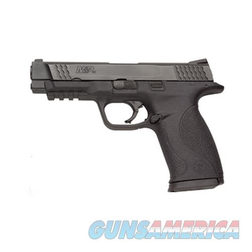 "Smith & Wesson S&W M&P 45Acp 4.5"" Blk 10Rd 109306  Guns > Pistols > S Misc Pistols"