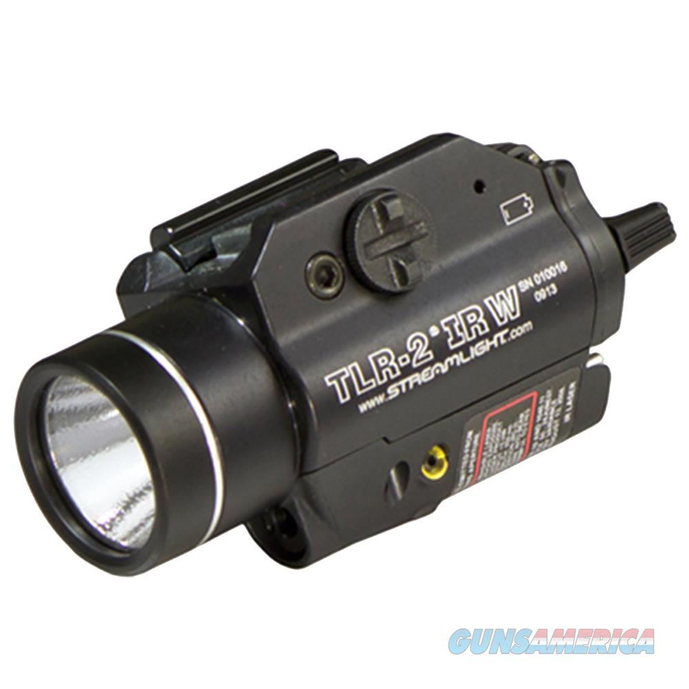Streamlight 69165 Tlr-2 Irw 300 Lumens Cr123a Lithium (2) Black 69165  Non-Guns > Tactical Equipment/Vests