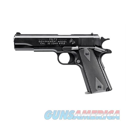 "Walther Arms Wal Colt 1911 Govt 22Lr 5"" 10Rd Blk 517030410  Guns > Pistols > W Misc Pistols"