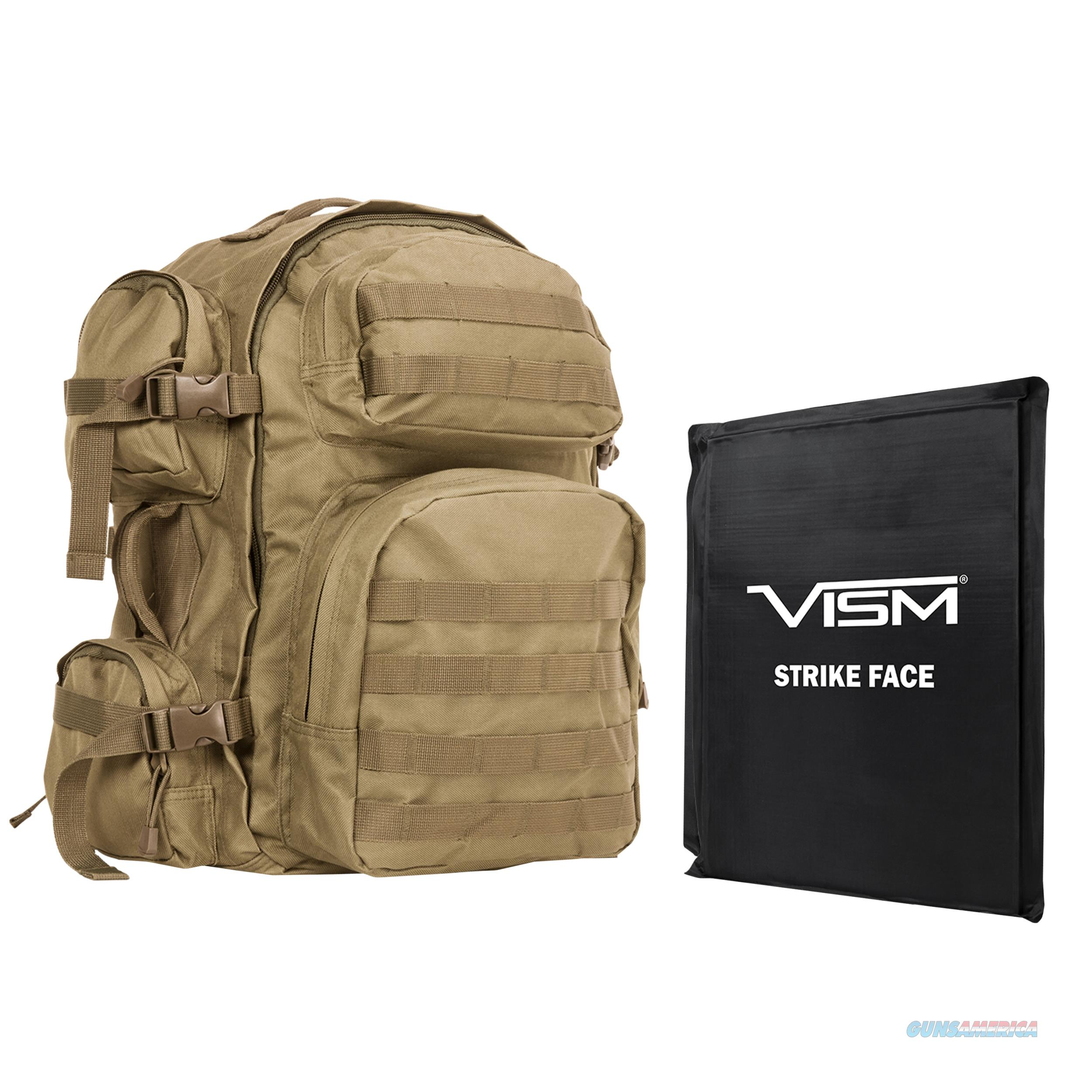 """Nc Star Tactical Backpack With 10"""" X 12"""" Square Panels BSCBT2911-A  Non-Guns > Holsters and Gunleather > Other"""