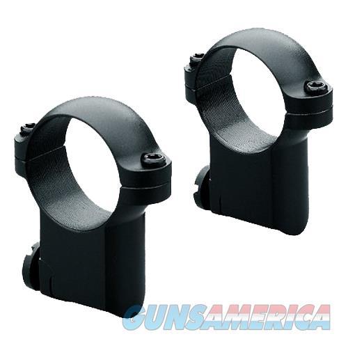 "Leupold 61750 Cz Ring Set 1"" Dia High Black Matte 61750  Non-Guns > Scopes/Mounts/Rings & Optics > Mounts > Other"