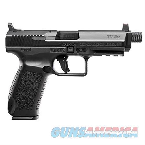 "Canik Tp-9 Sft 9Mm 4.5"" Black HG4067N  Guns > Pistols > C Misc Pistols"