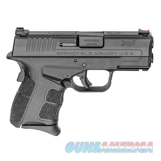 Springfield Armory Xd-S Mod2 9Mm 3.3 Blk Fos 7Rd 9Rd XDSG9339B  Guns > Pistols > S Misc Pistols