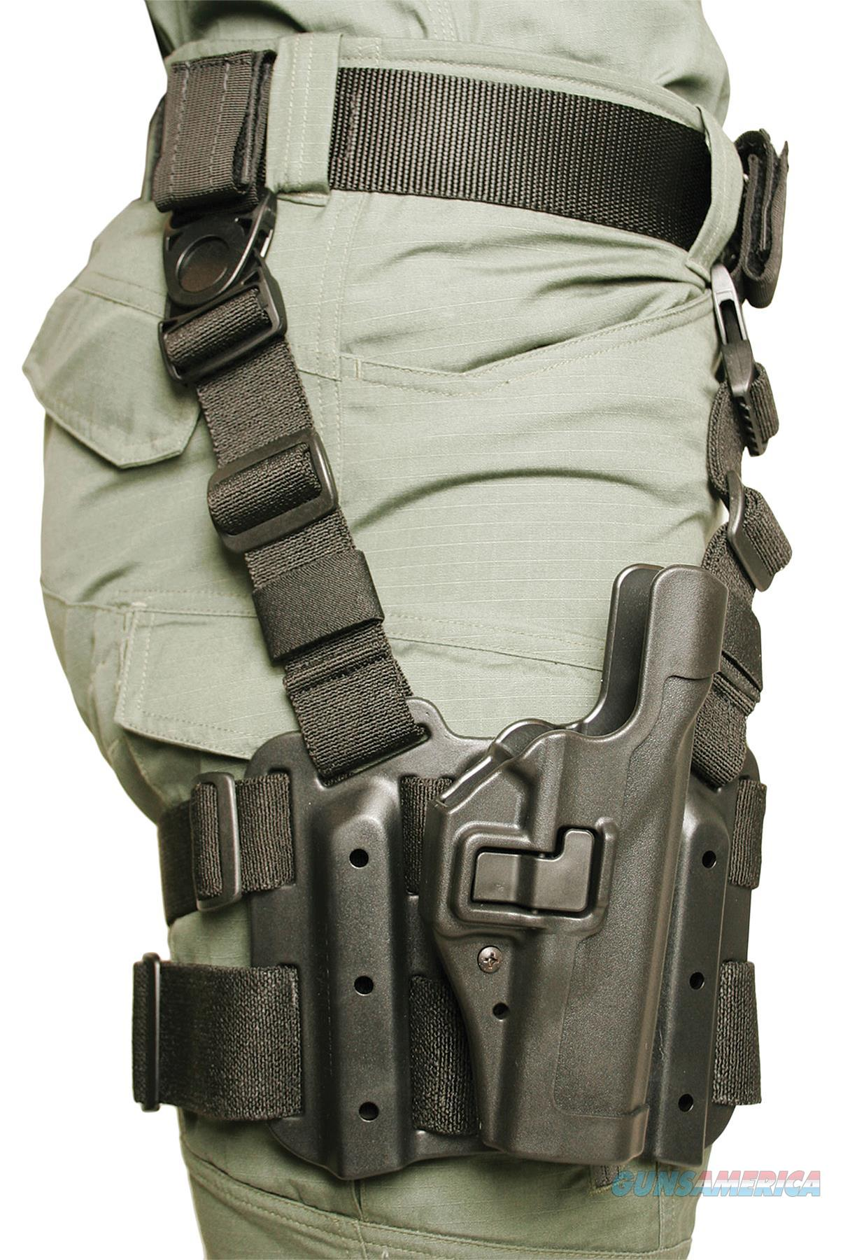 Black Hawk Products Serpa Tactical Level 2 Holster Color - Black Specifications - Right Hand, Beretta 92/96/M9 Std Or A1 W/Rails (Not Brig/Elite) 430504BK-R  Non-Guns > Holsters and Gunleather > Other