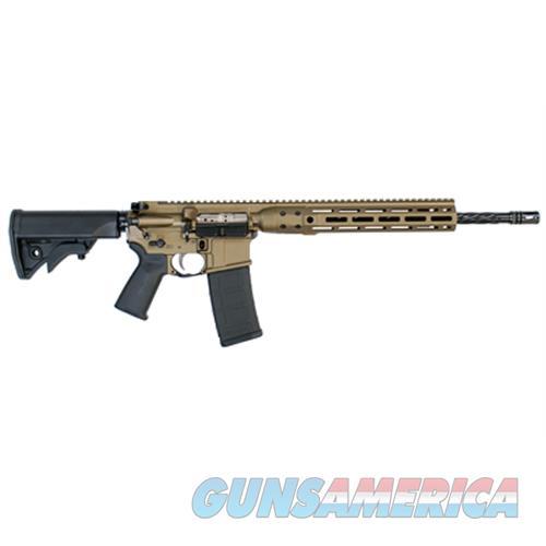"Lwrc Lwrc Di 556Nato 16"" Ca Comp Mlok Brz ICDIR5BB16MLCAC  Guns > Rifles > L Misc Rifles"