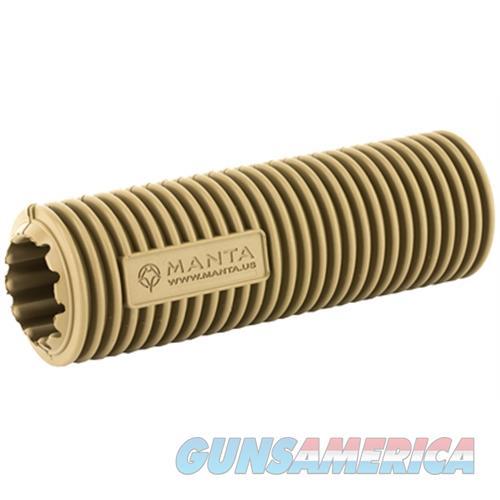 Manta Suppressor Cover Fde M7001  Non-Guns > Barrels
