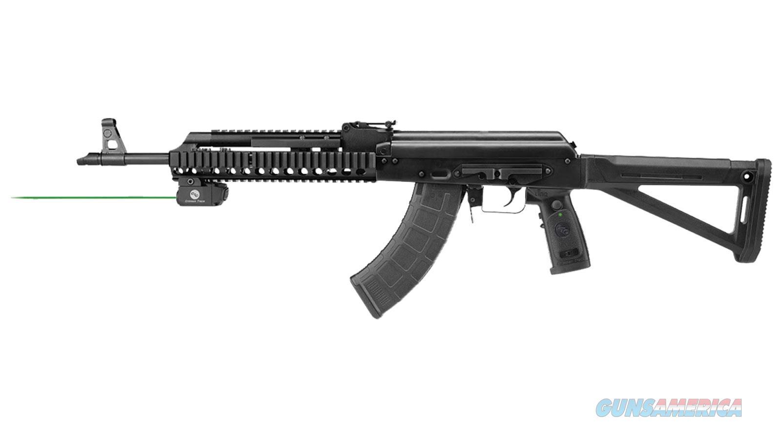 Crimson Trace Linq Ak-Type Rail Mnt Grn LNQ103G  Non-Guns > Gun Parts > Misc > Rifles