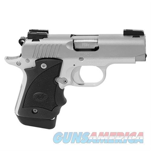 Kimber Micro Stainless (Dn) 9 KIM3300193  Guns > Pistols > K Misc Pistols