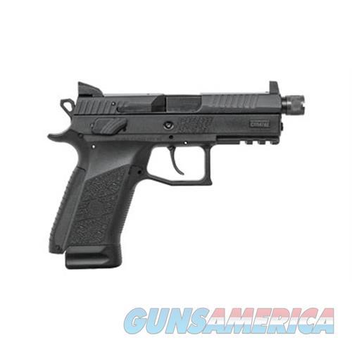 "Cz P-07 Sr 9Mm 4.36"" Blk Ns 17Rd 91289  Guns > Pistols > C Misc Pistols"