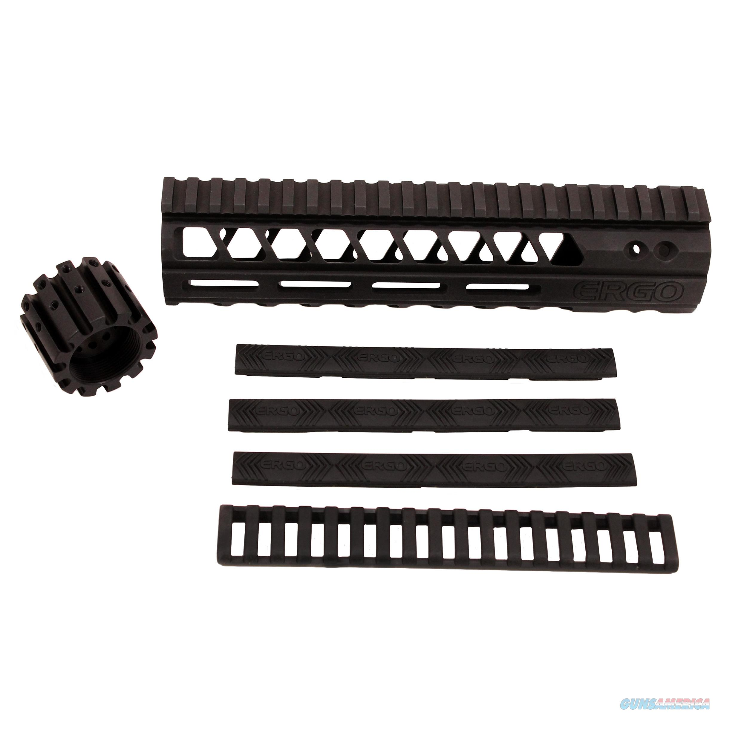 Ergo M-Lok Rail System 4818-9-BK  Non-Guns > Gun Parts > Misc > Rifles