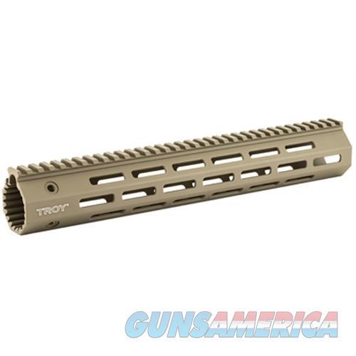 "Troy 13"" M-Lok Rail 5.56 Alum Fde SRAI-ML1-13FT-00  Non-Guns > Gunstocks, Grips & Wood"