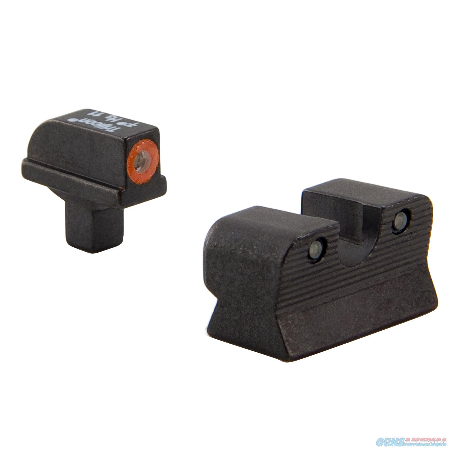 Trijicon Colt Hd Night Sight Set CA110-C-600817  Non-Guns > Iron/Metal/Peep Sights