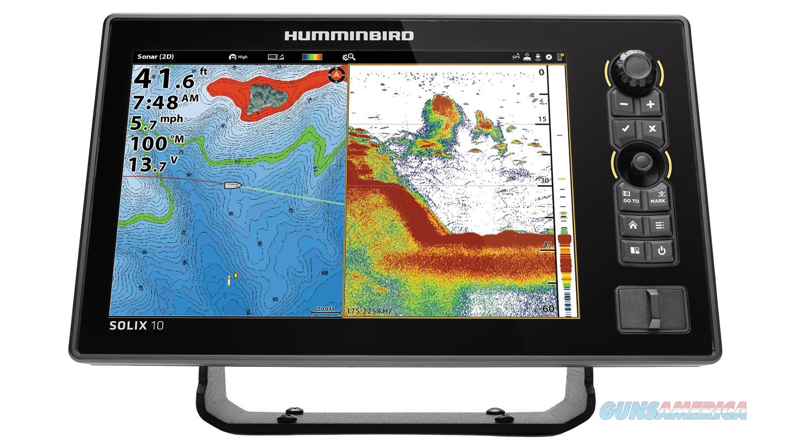 Humminbird Solix 10 Chirp Gps 410470-1  Non-Guns > Fishing/Spearfishing