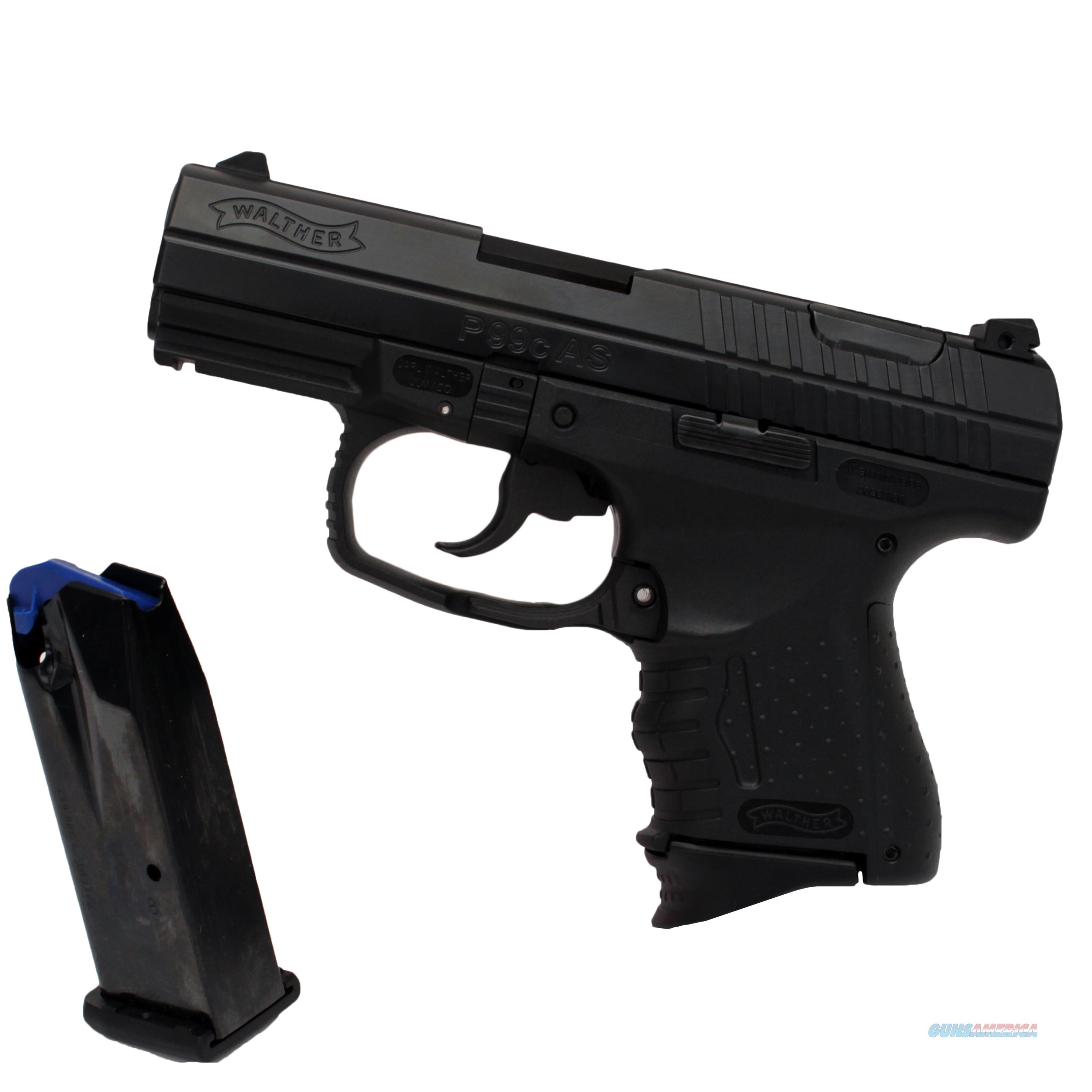 Walther Arms P99c As 2796392  Guns > Pistols > W Misc Pistols