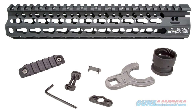 "Bravo Kmra10556bk Bcm Ar-15 Alpha Keymod Handguard Aluminum Black Hard Caot Anodized 10"" BCM-KMR-A10-556-BLK  Non-Guns > Gun Parts > Tactical Rails (Non-AR)"