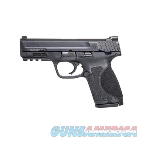 Smith & Wesson M&P40 M2.0 Compact 40Sw 4 13Rd Thumb Safet 11687  Guns > Pistols > S Misc Pistols