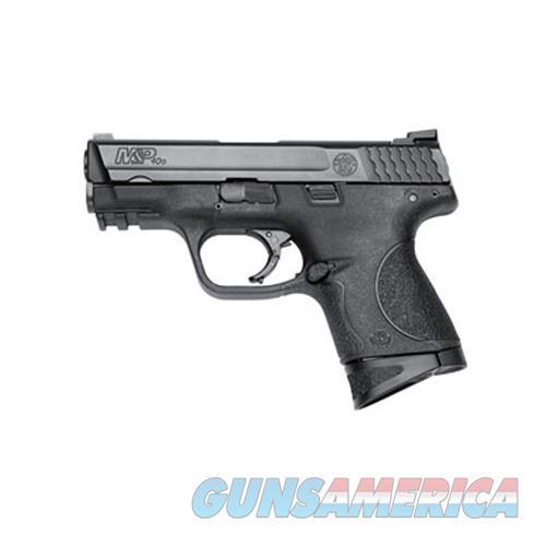 "Smith & Wesson S&W M&P 40Sw 3.5"" Blk 10Rd Mass 109253  Guns > Pistols > S Misc Pistols"