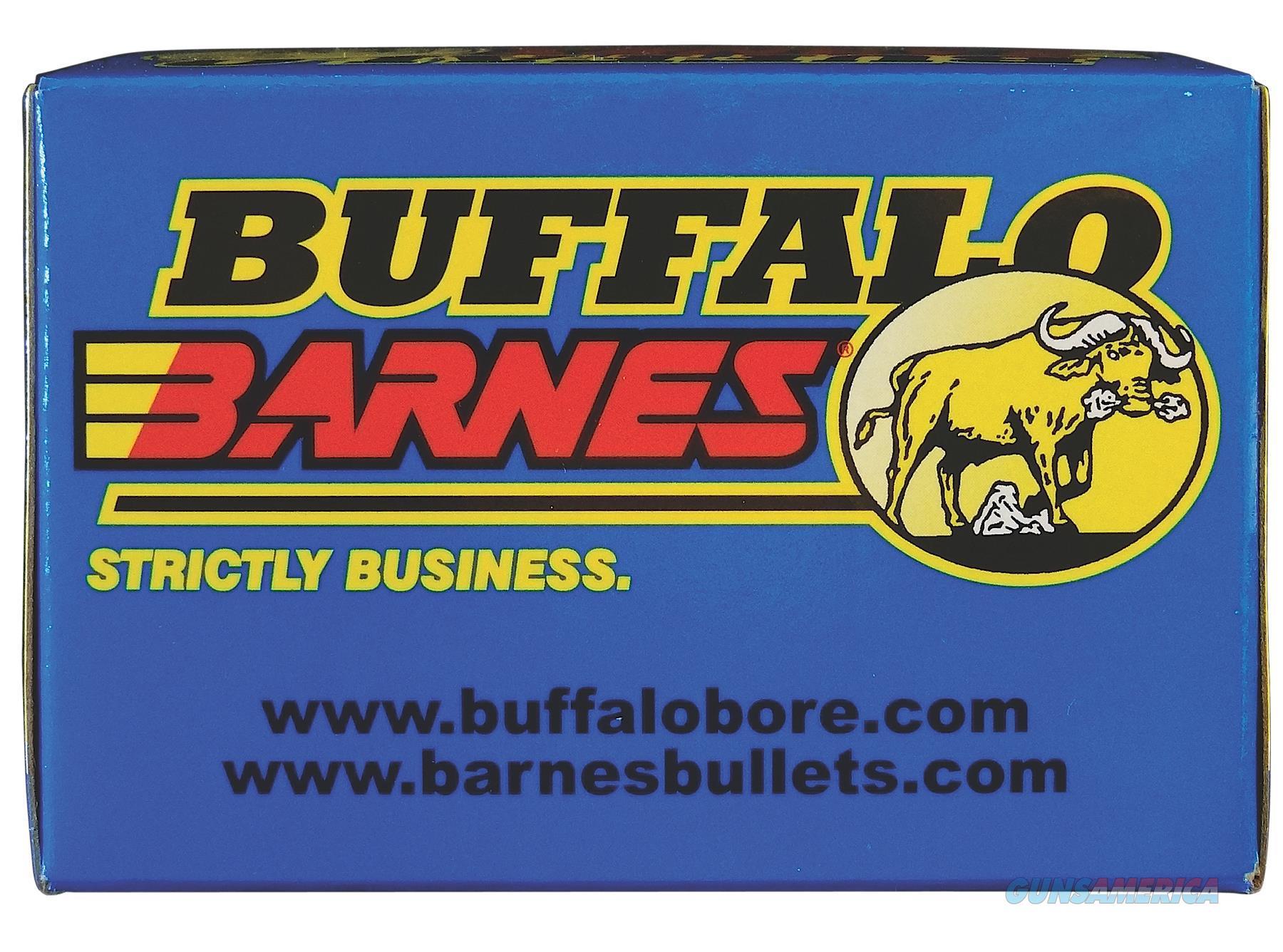 Buffalo Bore Ammo 54C/20 Rifle 375 H&H Mag Barnes Tsx 270 Gr 20Box/12Case 54C/20  Non-Guns > Ammunition
