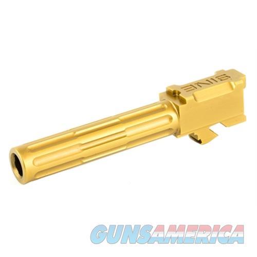 Lantac Usa Lantac Bbl For G19 Fluted Bronze 01-GB-G19-NTH-BRNZ  Non-Guns > Gun Parts > Misc > Rifles